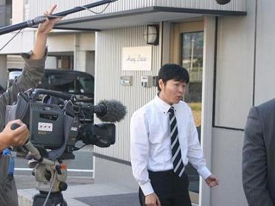 NHK取材撮影状況